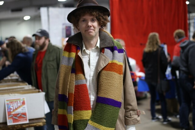 Fans 'geeked out' at Milwaukee Comic Con at Wisconsin State Fair Park