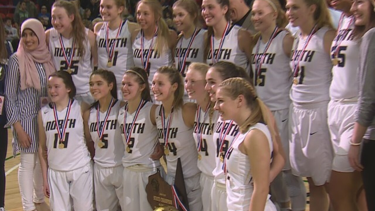 Appleton North repeats as D1 state champs