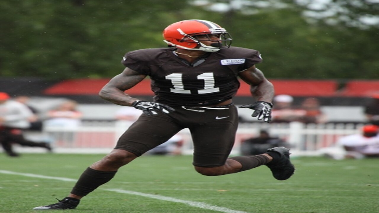 Cleveland Browns Training Camp Gallery #2...