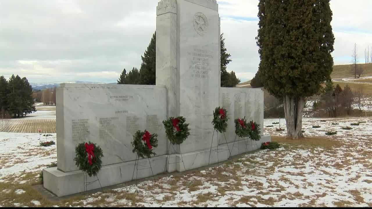 Flathead County Memorial Wreaths