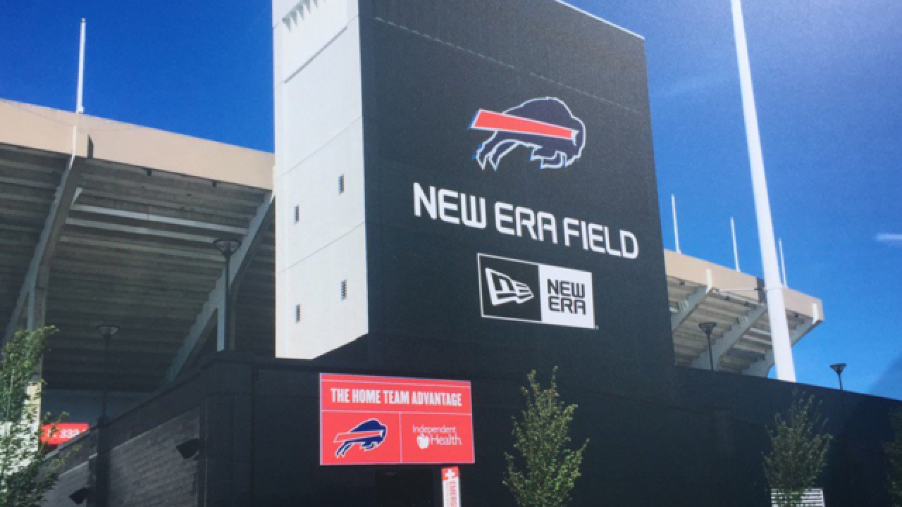 Buffalo Bills, New Era Field