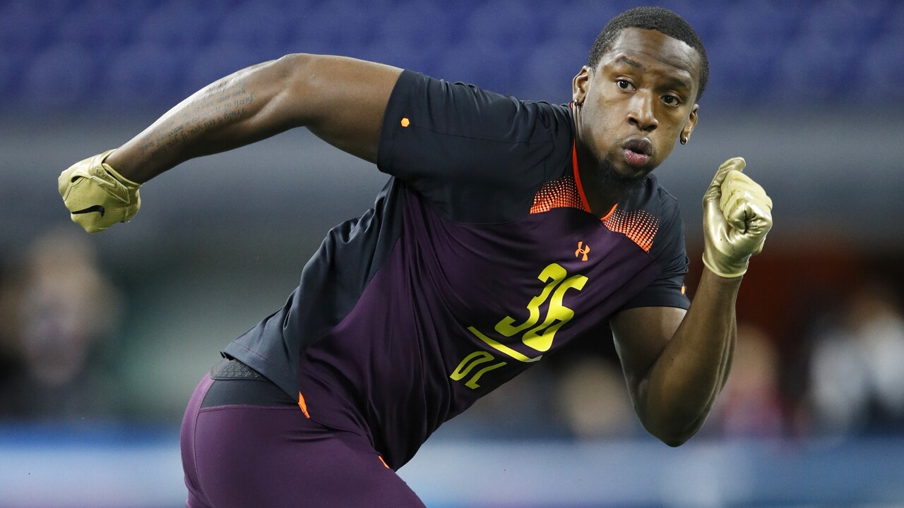 Richmond's Clelin Ferrell drafted fourth by Oakland Raiders: 'I cried like a baby'