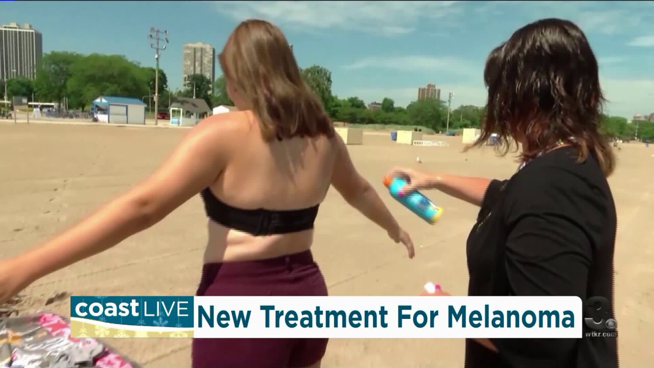 A Treatment For Most Deadly Type Of Skin Cancer On Coast Live