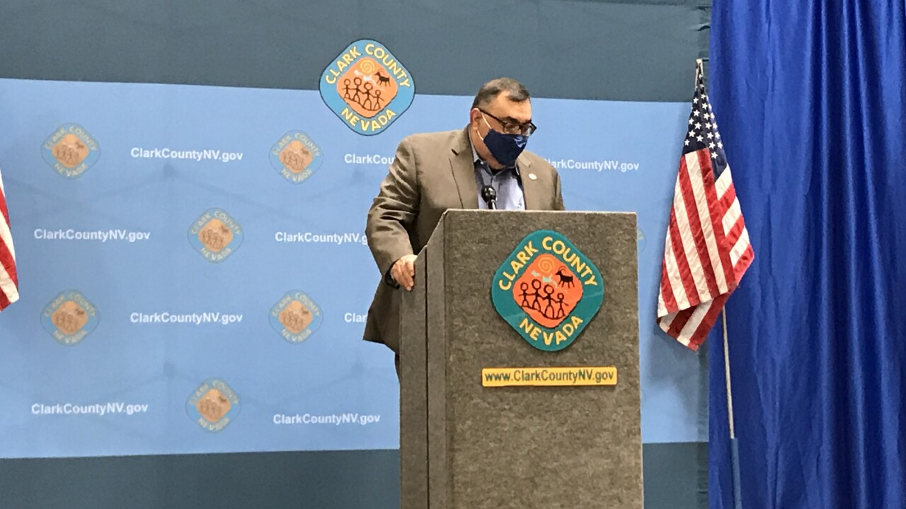 On Saturday, Clark County Registrar of Voters, Joe Gloria, provided an update on the progress of counting ballots. Approximately 39,000 mail-in ballots and 60,407 provisional ballots remain.