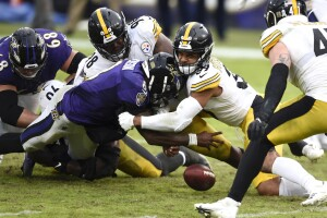 COVID-19 forces postponement of Thanksgiving showdown between Ravens and Steelers