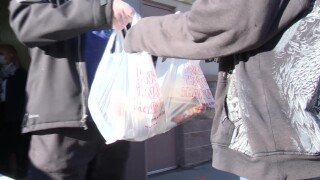Great Falls Rescue Mission serves up to-go Thanksgiving meals