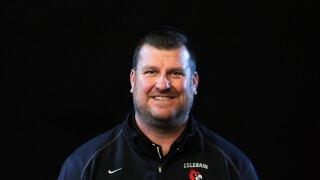 Colerain Football head coach Shawn Cutright