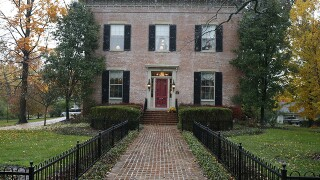 Home Tour: McLean-Johnston house, built in 1855, is all decked out for Glendale Holiday Home Tour
