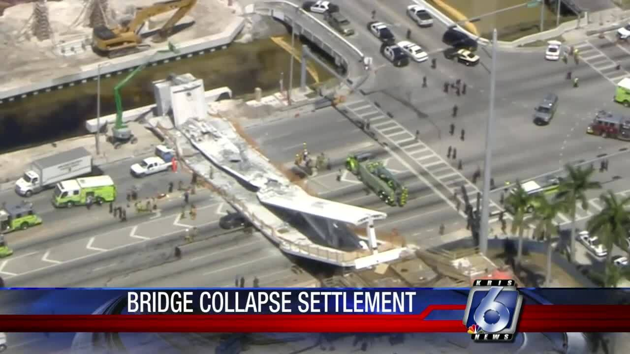 Florida bridge settlement