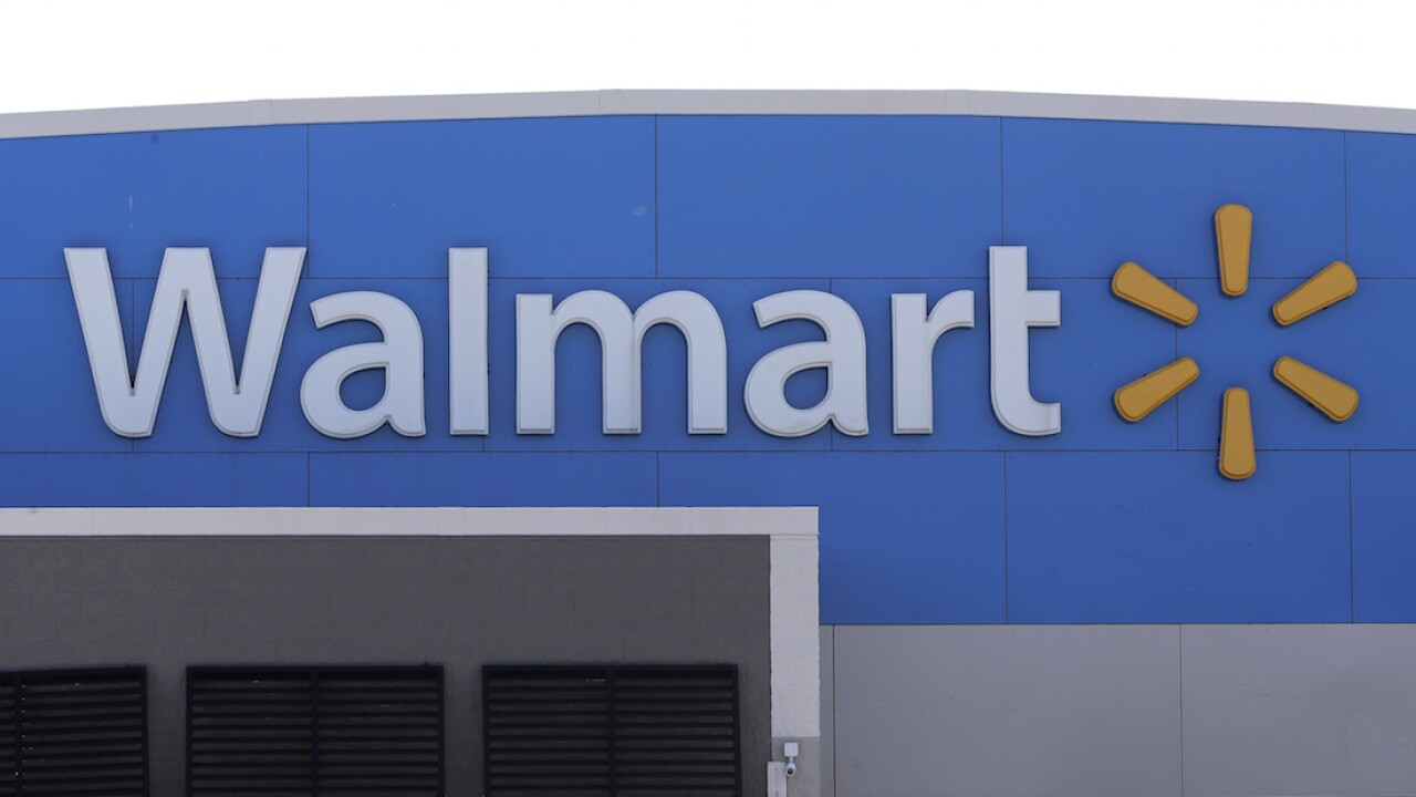 Walmart removes guns, ammunition on display at U.S. stores