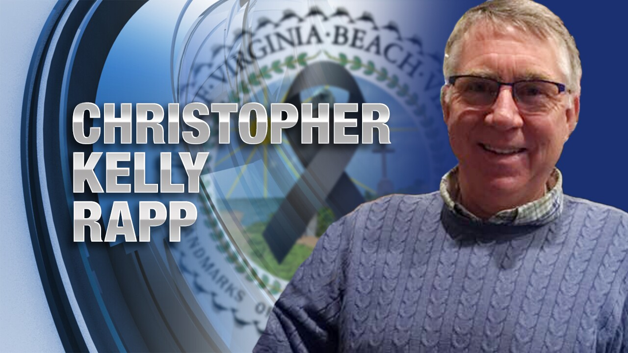 Virginia Beach Strong: Remembering Chris Rapp