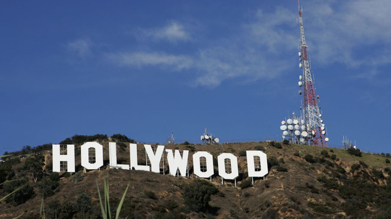 Man who climbed iconic Hollywood sign ID'd