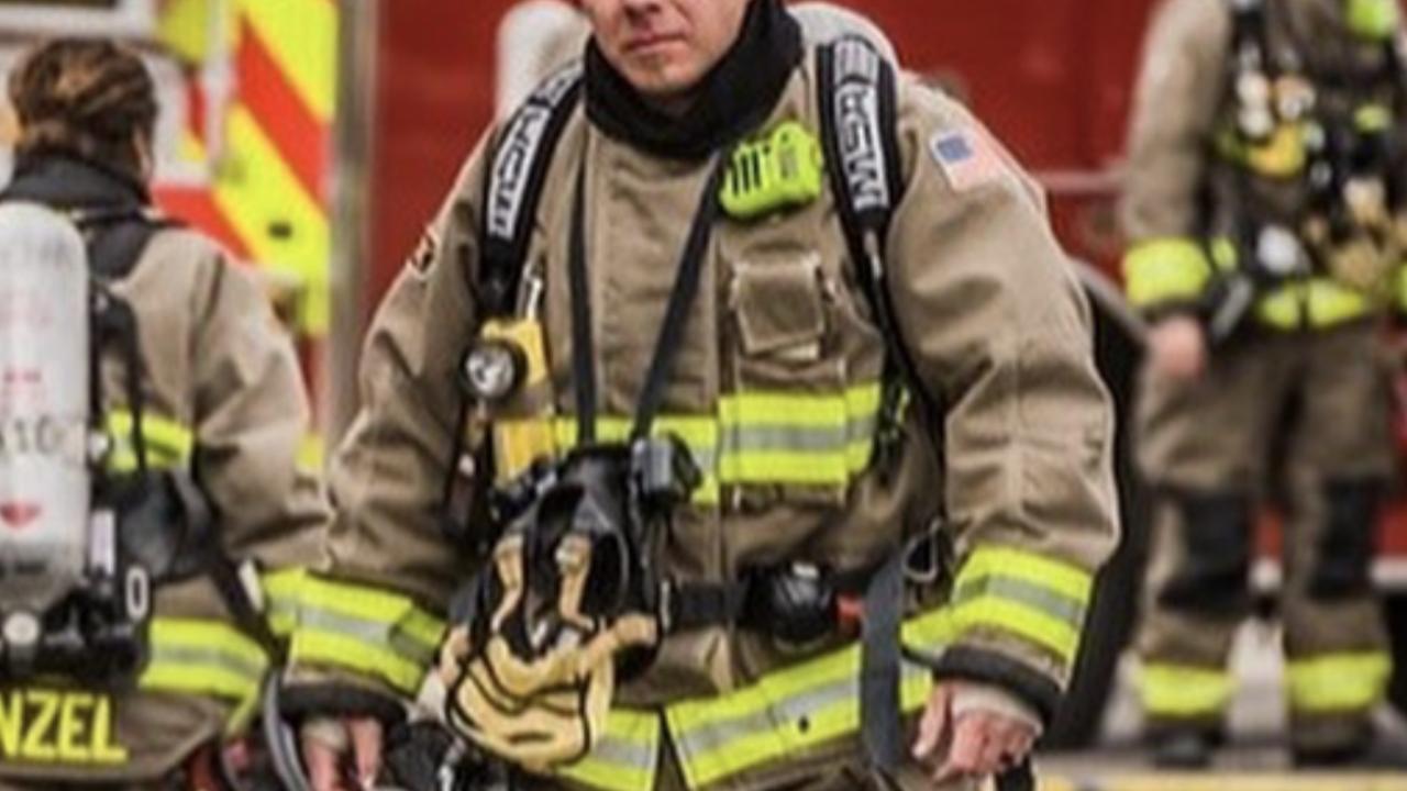 Lucas Giampa Golder Ranch Fire Captain