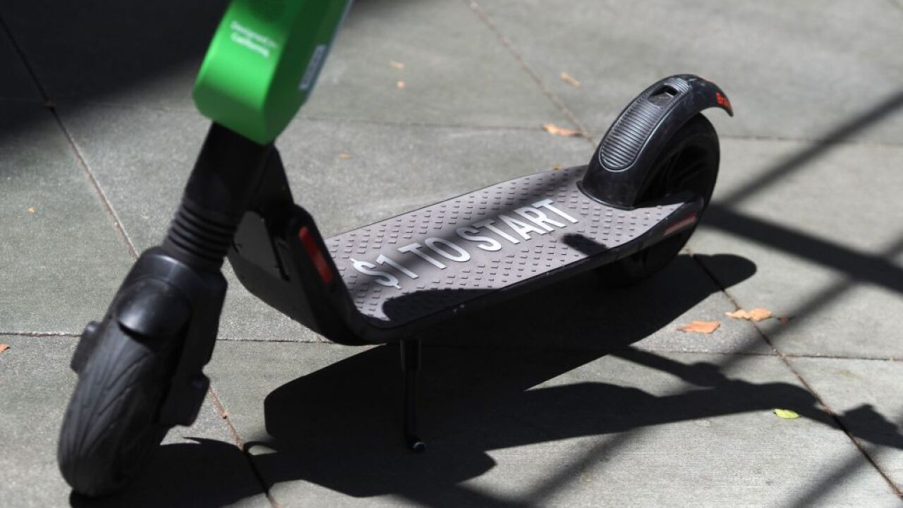 Surgeons see increase in injuries after electric scooters debut in Norfolk, Virginia Beach