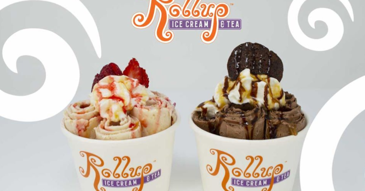 Rollup ice cream shop opening in Kzoo