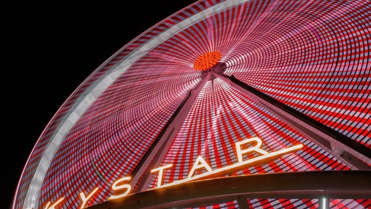 A 150-foot-high Ferris Wheel coming to the Banks