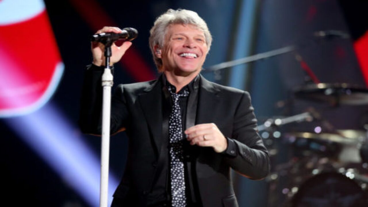Bon Jovi Is Going On Tour With Bryan Adams And Releasing A New Album This Year