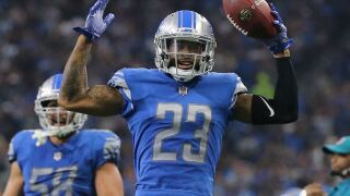 Lions' Slay selected to second Pro Bowl