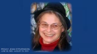 Peggy Jean Stevenson June 28, 1960 ~ August 23, 2021