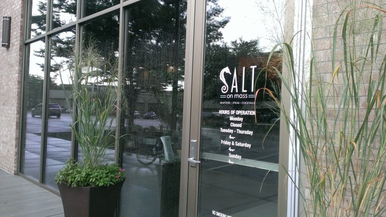 PHOTOS: A look inside Salt on Mass