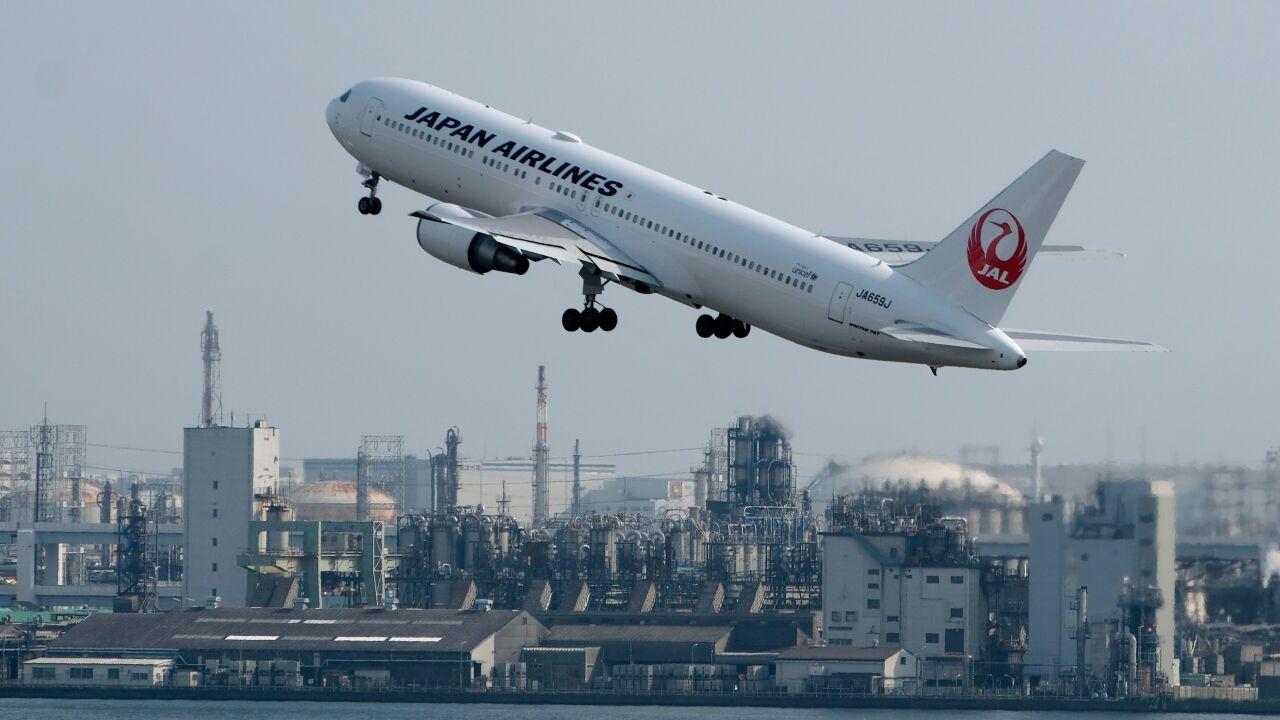 Japan Airlines is giving away 50,000 free plane tickets