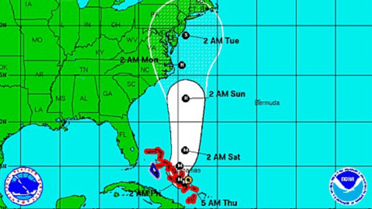 Hurricane Joaquin: 6 things the National Hurricane Center wants you to know Thursdaymorning