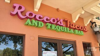Rocco's Tacos in Palm Beach Gardens set to open by Cinco de Mayo.
