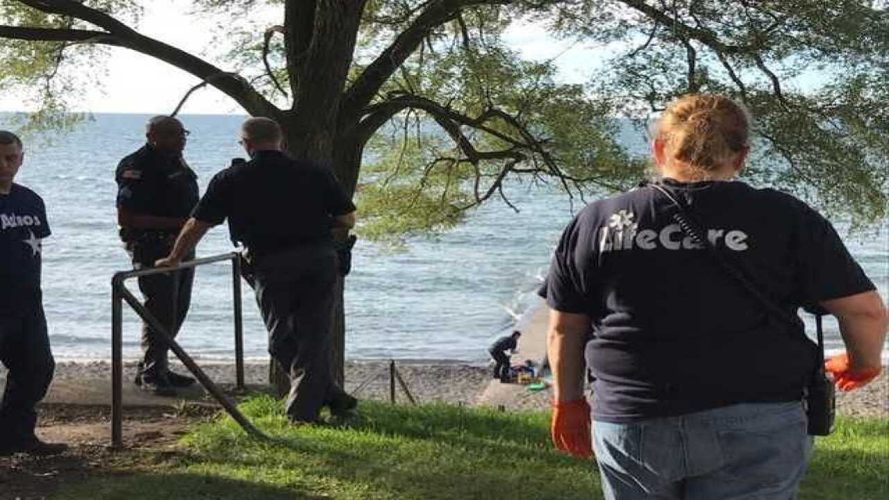 Dive crews investigate suspected drowning