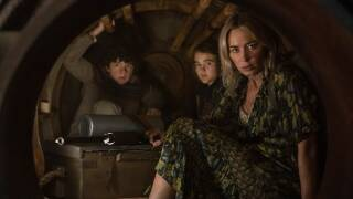 """Emily Blunt, right, stars in """"A Quiet Place Part II."""" Photo courtesy of Paramount Pictures."""