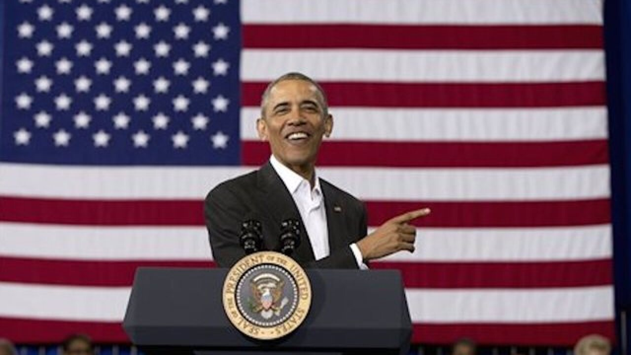 Obama praises Louisiana's Medicaid decision