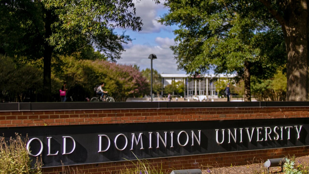 Old Dominion University pushes back fall semester start date