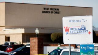 Texas grand jury: No action against killer of church shooter