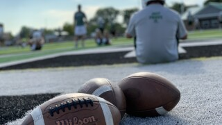 Football games being moved up due to EEE