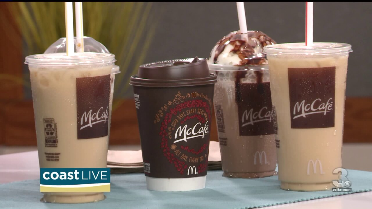 Fast food breakfast and nutrition facts on CoastLive