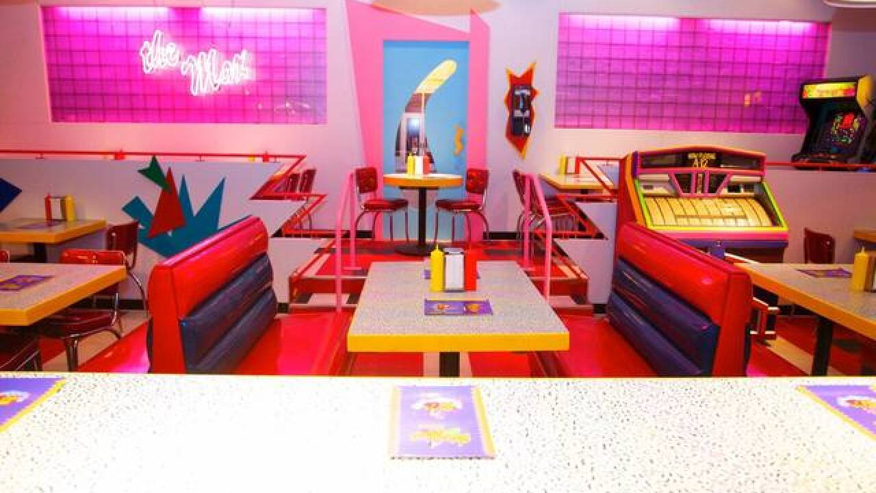 "Brunch tickets added for ""Saved by the Bell"" inspired pop-up diner in Los Angeles"