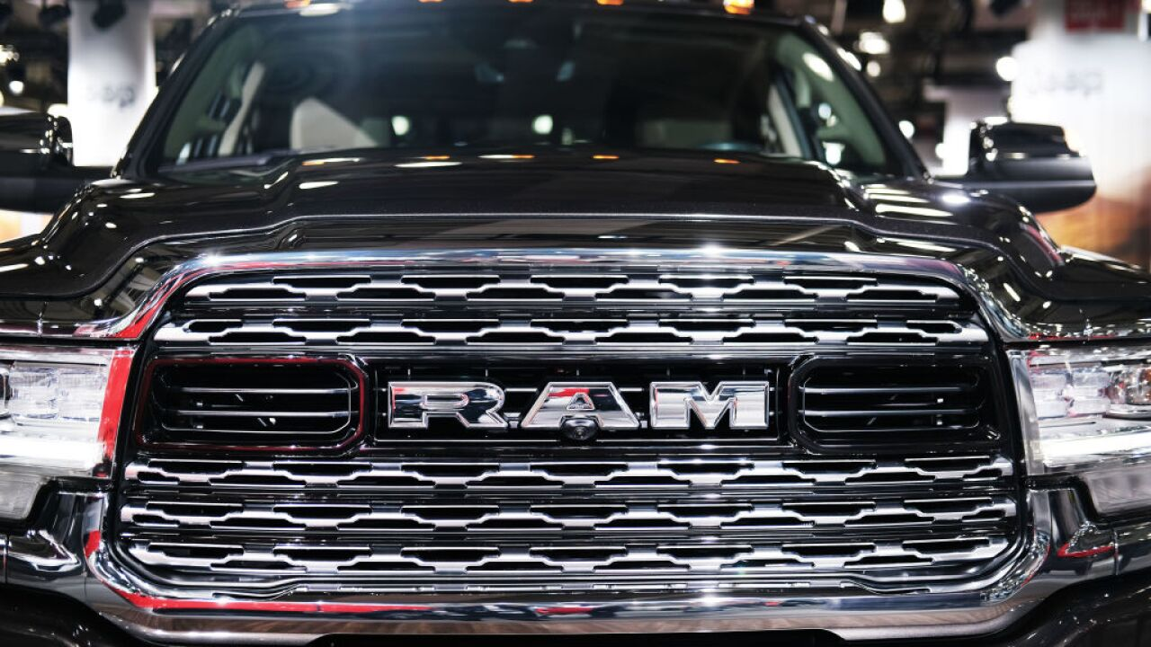Ram adds 693K pickups in US to recall as tailgates could open while driving