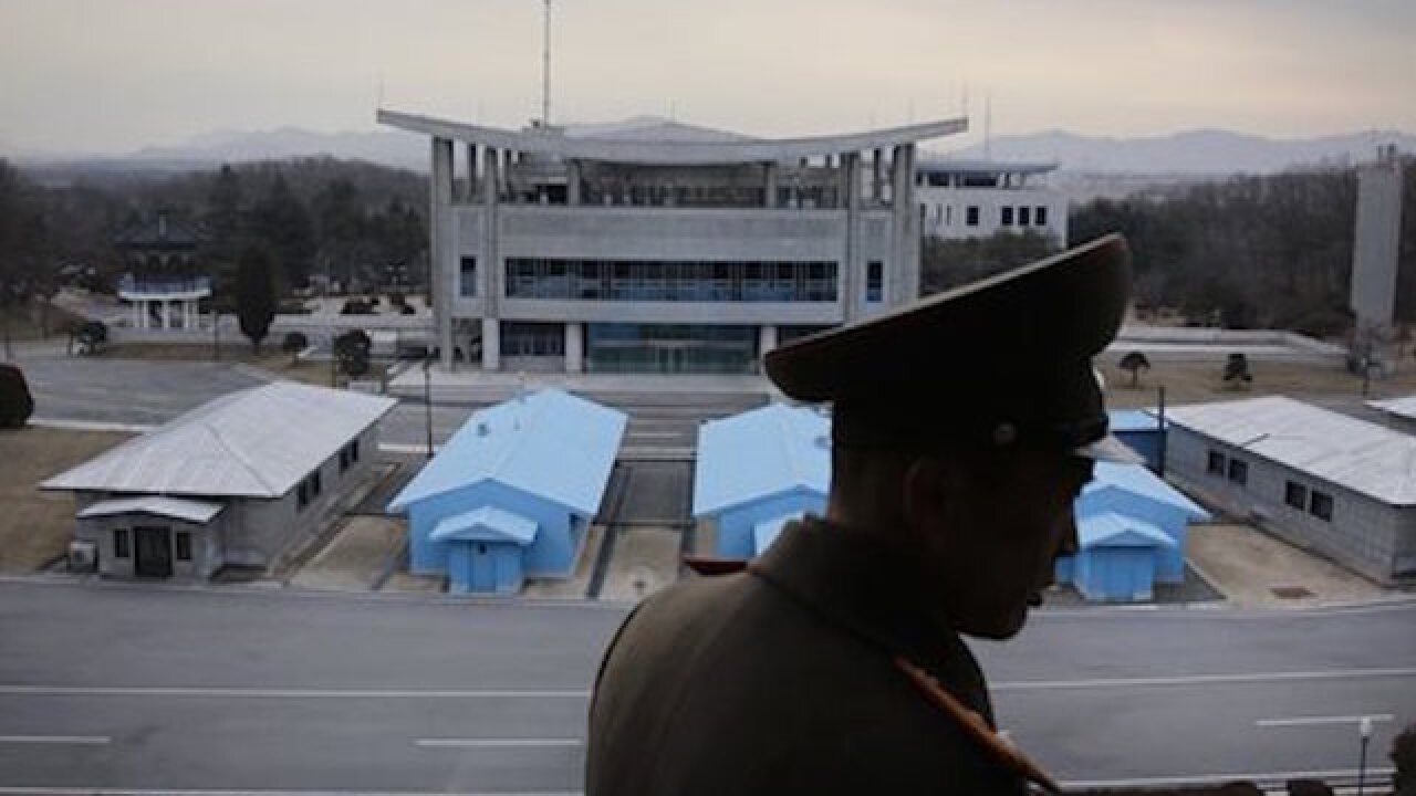 Tensions rising at N. Korea DMZ