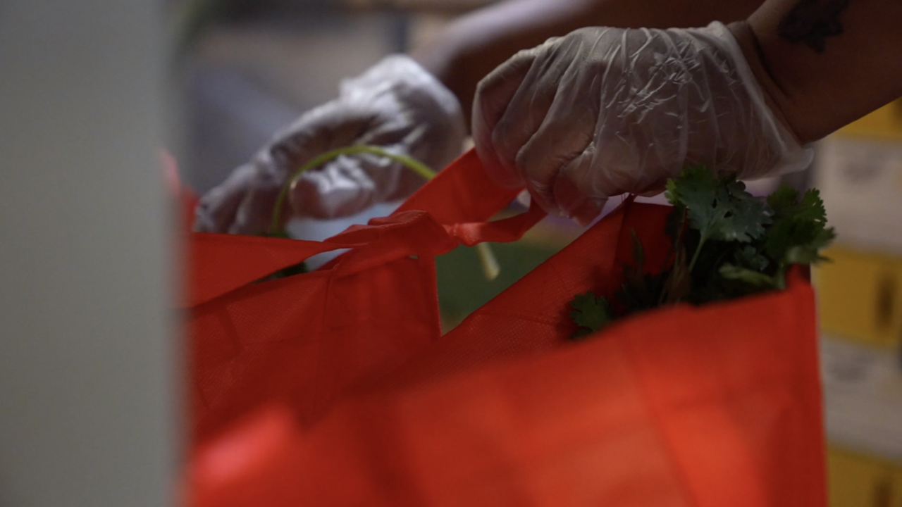 Anti-hunger organizations see increased pandemic need, shift focus to root causes of hunger