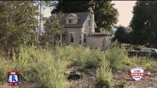 Utah family returns from vacation to a home they hardlyrecognize