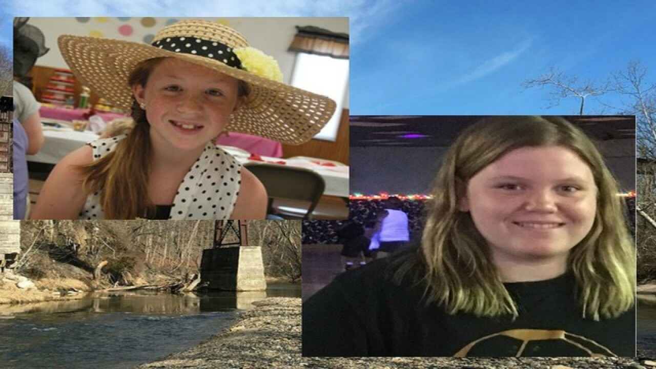 ISP identify 2 bodies as missing Delphi teens