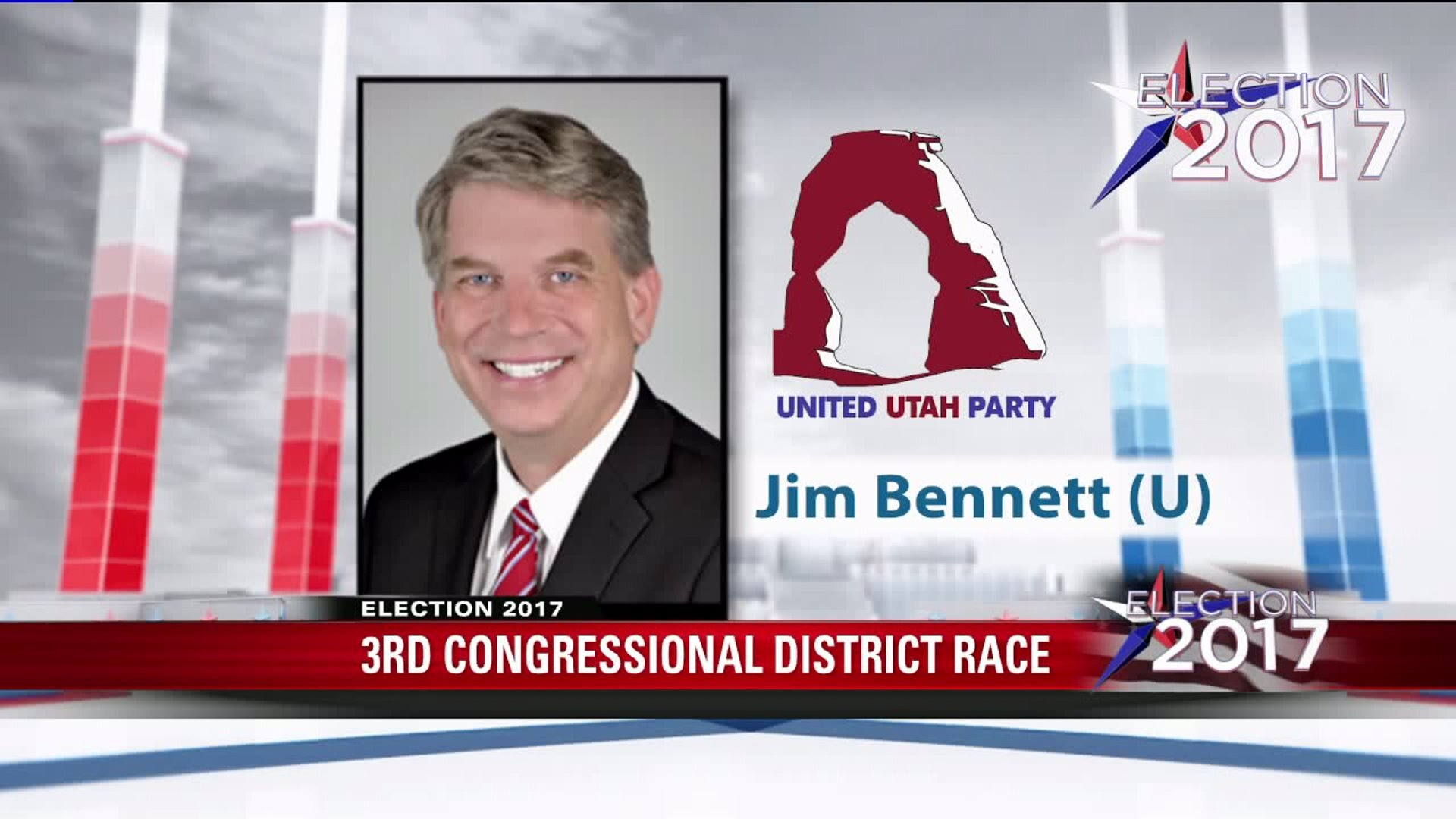Photos: Election Day: All eyes on Utah's Third CongressionalDistrict