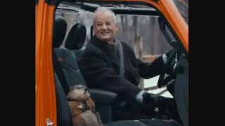 Jeep has Bill Murray reprise 'Groundhog Day' role for Super Bowlcommercial