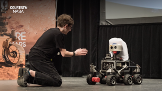 Perseverance: 13-year-old names the next Mars rover