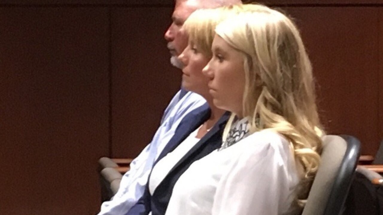 18-year-old mom, murder suspect, back in court