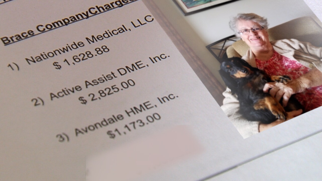 Medical device scam still targeting seniors and we're all still paying for it