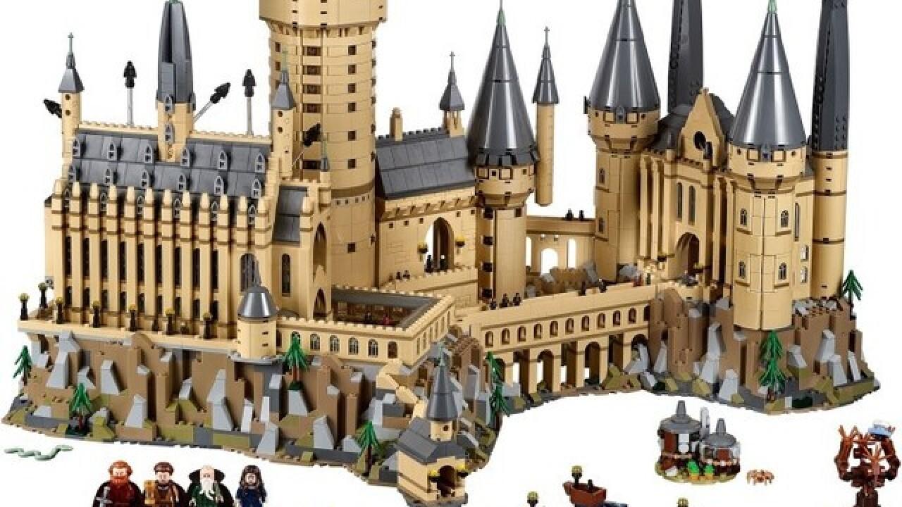 ISBN1470108070-1: The Harry Potter LEGO Minifigure Catalog ... |Harry Potter Impulse Lego Sets