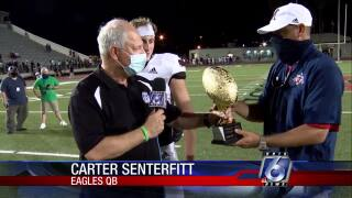 Veterans Memorial celebrates after smashing FNF triumph