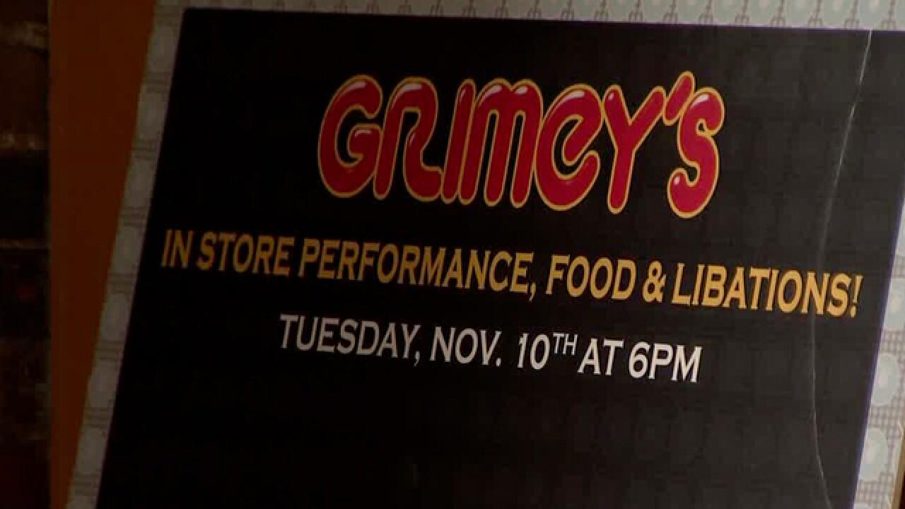 Grimey's Moving To Transforming Trinity Lane