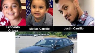 AMBER ALERT: El Paso Police looking for 2 and 8 year old