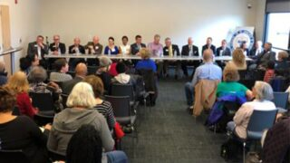 Co. Springs office-seekers appear in final candidates' forum